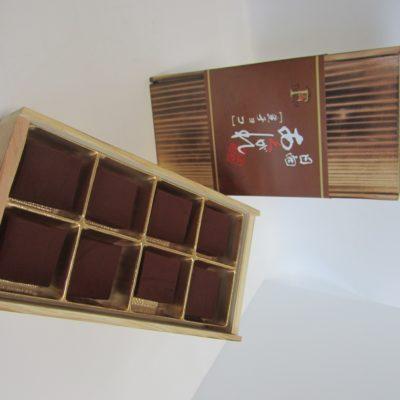 今年もあくがれ生チョコプレゼント♡♡