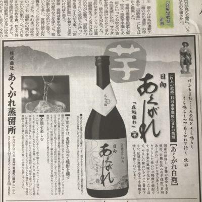 6/28宮崎日日新聞に広告掲載