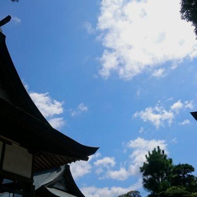 高千穂神社⛩