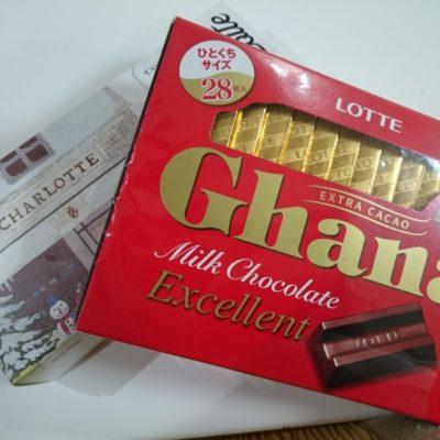 チョコの美味しい季節ですね