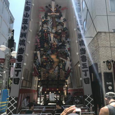 博多祇園山笠2018