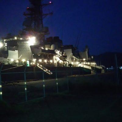 護衛艦「たかなみ」…。