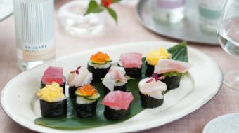 お寿司と日本酒・焼酎について
